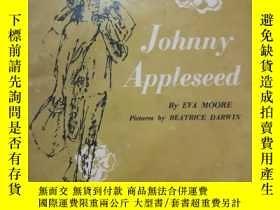 二手書博民逛書店Johnny罕見AppleseedY167570 SCHOLASTIC BOOK SERVICES