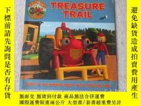 二手書博民逛書店Tractor罕見Tom Treasure TrailY2147