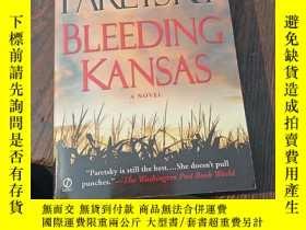 二手書博民逛書店Bleeding罕見KansasY307948 Sara Paretsky Signet; Reprint