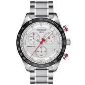 TISSOT PRS 516 賽車元素計時腕錶 T1004171103100