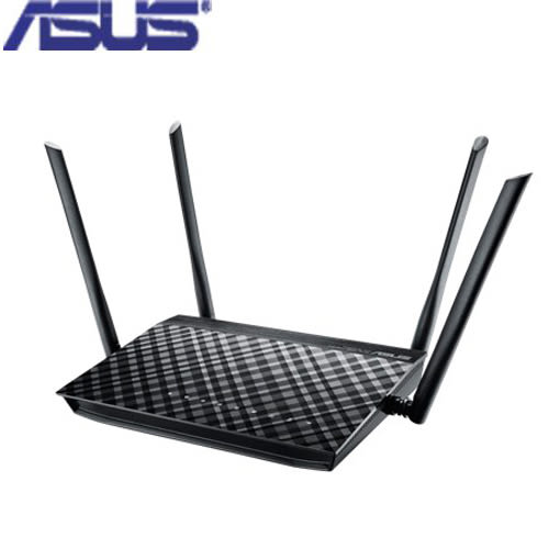 【雙頻穿牆款】ASUS 華碩 RT-AC1200G PLUS 雙頻 無線分享器【現省202】