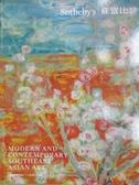 【書寶二手書T1/收藏_ZJL】蘇富比_Modern and…Southeast Asian Art_2019/4/1