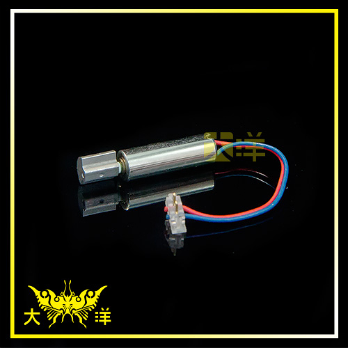 ◤大洋國際電子◢ 412空心杯震動馬達 DC1.5~3v 額定電壓2v  實驗室 教學 玩具 1117B