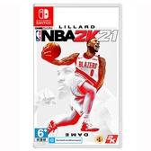 Switch NBA 2K21-中英文合版【愛買】