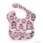 圍兜 飯兜防水 嬰兒圍嘴 小孩兒童口水巾 完美情人館 完美情人館