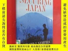 二手書博民逛書店securing罕見japan 共277頁 精裝本Y15969