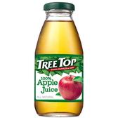 樹頂純蘋果汁玻璃罐300ml*6罐 (限購4組)【合迷雅好物超級商城】-02