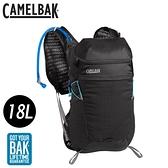 【CamelBak 美國 Octane 18 輕量多功能運動背包(附2L快拆水袋)】CB2206001000/登山包/後背包