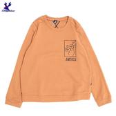 【秋冬新品】American Bluedeer - 線條貓鹿棉T 秋冬新款