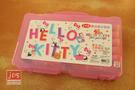 Hello Kitty 凱蒂貓 24色果凍盒彩色筆 粉 963879