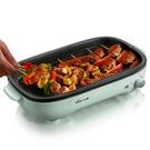 電烤爐家用無煙燒烤韓式烤肉盤電烤盤烤肉鍋燒鐵板【七月特惠】