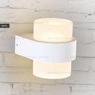 壁燈◆簡約圓筒造型(白色)◆單燈❖歐曼尼❖