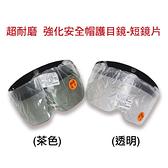 【雨眾不同】安全帽鏡片 護鏡 三扣專用 -短鏡片 2色