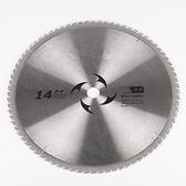 木工鋸片14寸切割片350355型鋼材切割機用木鋸片木材合金切割鋸片 快速出貨