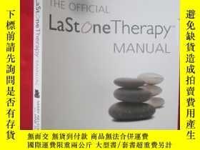 二手書博民逛書店The罕見Official Lastone Therapy Ma