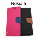 【My Style】撞色皮套 Nokia 5 (5.2吋)