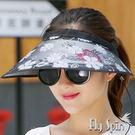 防曬帽子-女款抗紫外線UV網球帽髮夾鴨舌空心帽14SS-V002 FLY SPIN