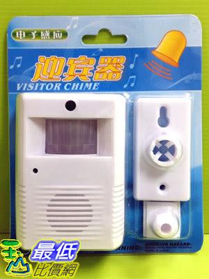[有現貨 馬上寄] 錄音30秒 紅外線 無線感應門鈴 防盜警報 可插電 (22036_m214)(豐原現貨)