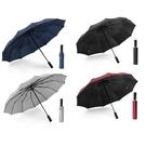『時尚監控館』 雨具 全新 按壓式12骨傘 快速收折 防風抗UV 方便掛勾 穩固傘架 人體工學 複合傘布