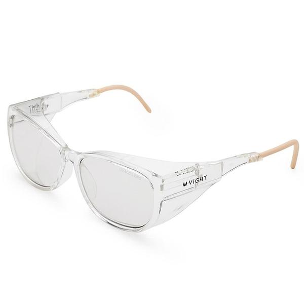 全方位護目鏡台灣製VIGHT 防UV防霧鏡片防飛沫 防粉塵 防花粉 眼鏡