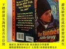 二手書博民逛書店The罕見Runner Keith Gray:跑者基思·格雷Y200392