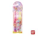 正版 日本 BANDAI 萬代 熱情閃耀!光之美少女牙刷3入 兒童牙刷 3入組 COCOS JP023