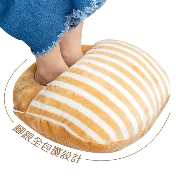 威瑪索 暖腳墊枕 暖手枕 腳跟全包覆設計
