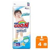 大王GOO.N 黏貼型紙尿褲-境內版 XL (42片)x4串/箱