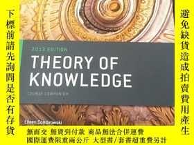 二手書博民逛書店IB罕見Diploma: Theory of Knowledge