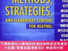二手書博民逛書店Methods,罕見Strategies, And Elementary Content For Beating