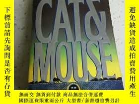 二手書博民逛書店CAT罕見& MOUSE(外文)Y212829