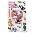日本 SKATER HELLO KITTY 離乳食食物剪刀(嬰兒食物剪刀) ☆艾莉莎ELS☆