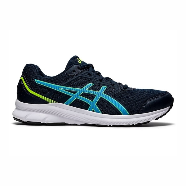 Asics Jolt [1011B041-400] 男鞋 運動 休閒 超寬楦 舒適 透氣 穿搭 亞瑟士 深藍 水藍