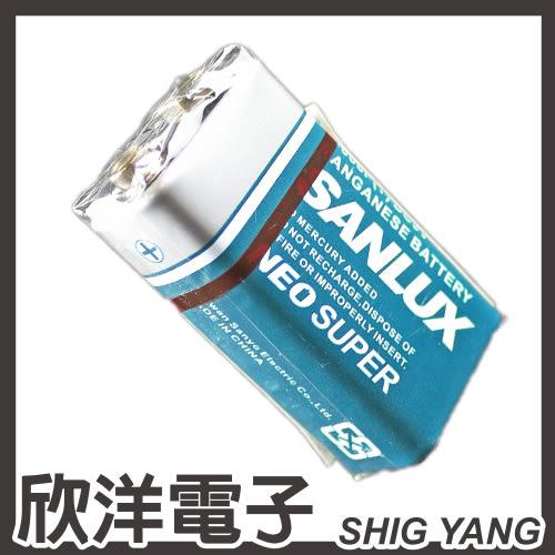 SANYO 三洋 9V 電池 (1入) / 高性能碳鋅9V電池