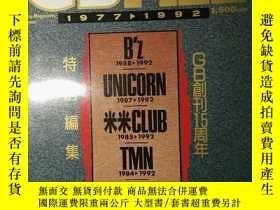 二手書博民逛書店GB罕見FILE 1977-1983 特刊集 B Z TMN 米