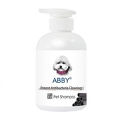 ABBY 寵物洗毛精 竹炭強效清潔抗菌 400ml