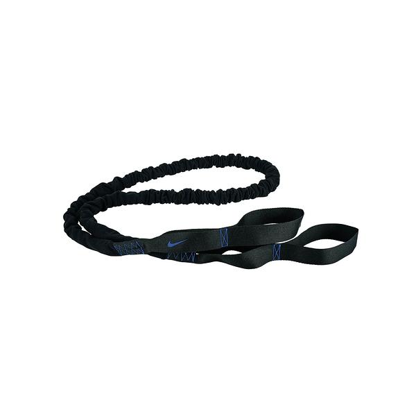 NIKE 抗阻彈力繩 40lbs(瑜珈繩 健身阻力帶 拉力帶 訓練帶≡體院≡