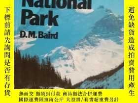 二手書博民逛書店英文版:Jasper罕見National Park(傑士伯國家公