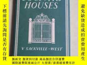二手書博民逛書店English罕見Country Houses (Writer