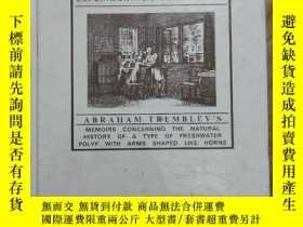 二手書博民逛書店HYSRA罕見AND THE BIRTH OF EXPERIMENTAL BIOLOGY-1744 外文看圖Y