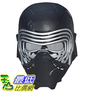[美國直購] Star Wars B3927 The Force Awakens Kylo Ren Electronic Voice 星際大戰 原力覺醒 凱羅·忍 面具