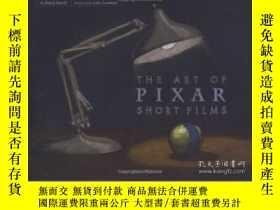 二手書博民逛書店Art罕見Of Pixar Short FilmsY364682 Amid Amidi Chronicle B