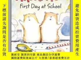 二手書博民逛書店Max罕見& Mo s First Day at SchoolY362136 © Patricia Lakin