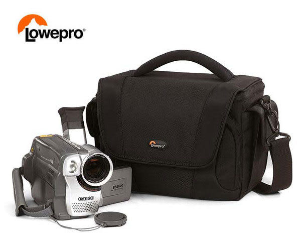 LOWEPRO 羅普 Edit 160 伊莉特 攝影機背包 (6期0利率 免運 立福貿易公司貨) 單肩側背 相機包