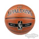 SPALDING 籃球 NBA 銀框 PU 室內 室外7號球 SPA76018【Speedkobe】