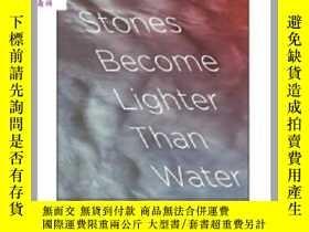 二手書博民逛書店安東尼奧·洛博·安圖內斯:直到石頭變得比水輕罕見英文原版 Until Stones Become Lig