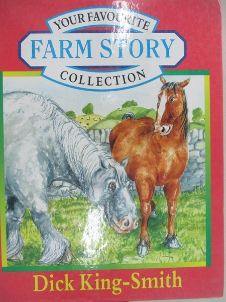 【書寶二手書T6/少年童書_DK2】Your Favourite Farm Stories Collection