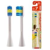 日本 HAPICA 兒童電動牙刷 -替換刷頭2入 4551 好娃娃 MINIMUM