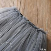 春裝女童半身裙短裙