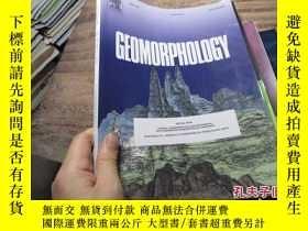 二手書博民逛書店geomorphology罕見1 october 2013 80